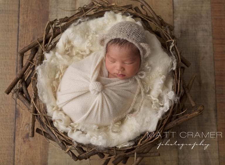 Manhattan Beach Newborn Baby Photographer