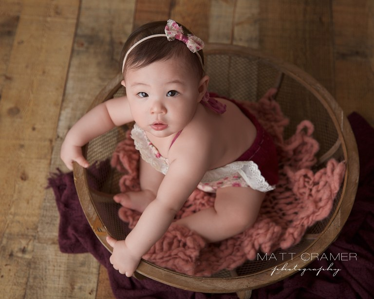 Los Angeles Baby Photography